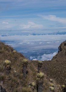 Hiking - Colombia Rutas Paramillo Quindio 2