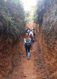 Hiking - Colombia Rutas San Antonio 5